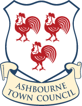 Ashbourne Town Council logo